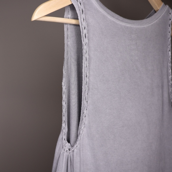 American Eagle Outfitters Tops - AEO Soft Braided Muscle Tank